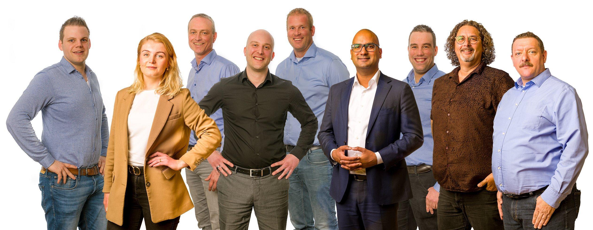 team TFF november 2019